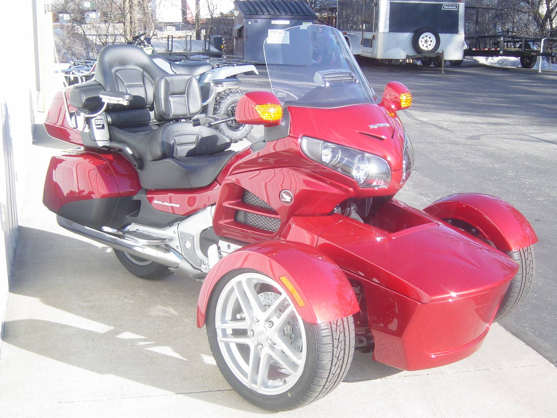 2017 Motor Trike Prowler RT in Manitowoc, Wisconsin - Photo 4