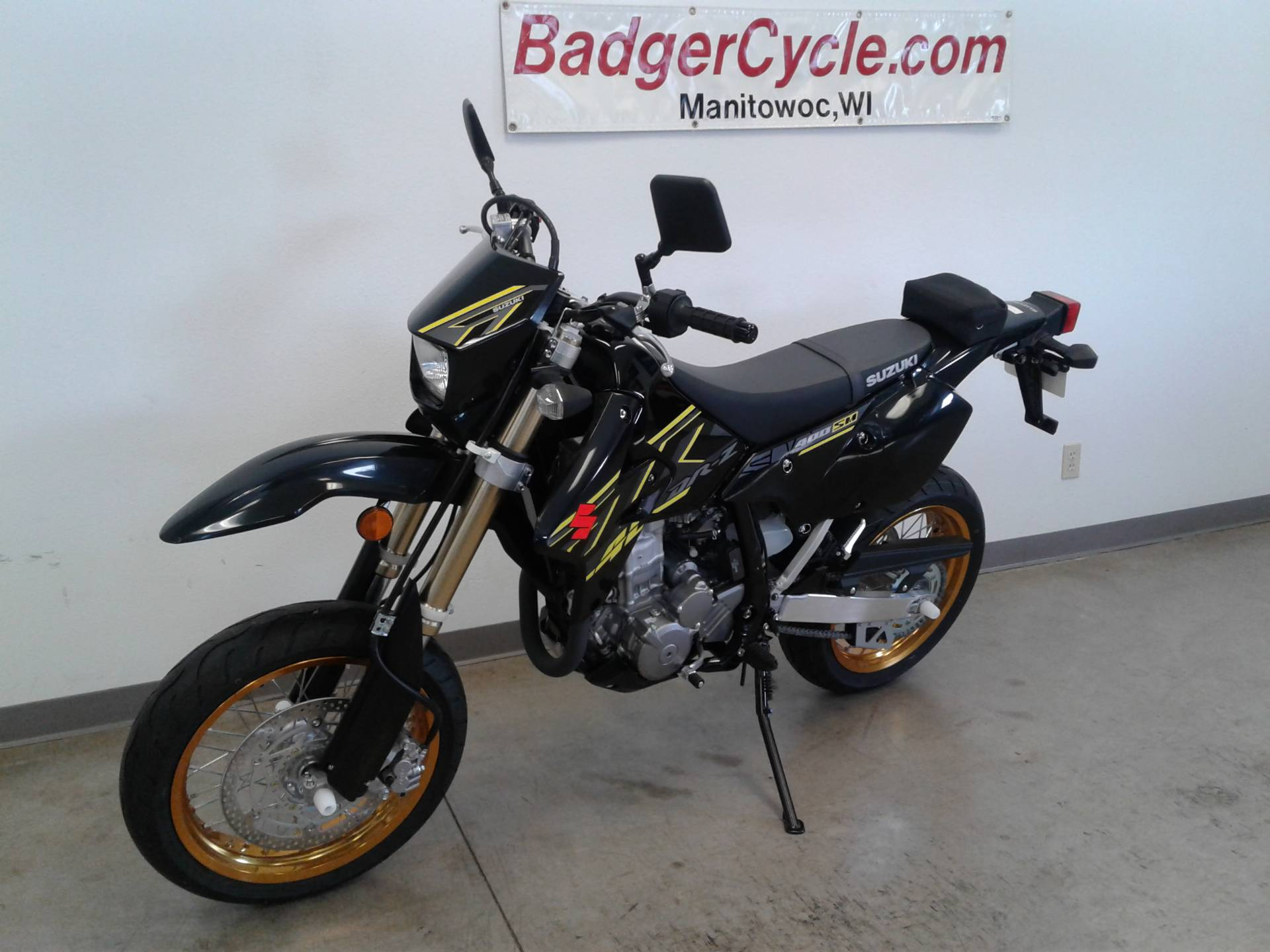 2018 Suzuki DR-Z400SM Motorcycles Badger Cycle Inc , in