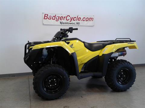 2018 Honda FourTrax Rancher 4x4 DCT IRS EPS in Manitowoc, Wisconsin - Photo 1