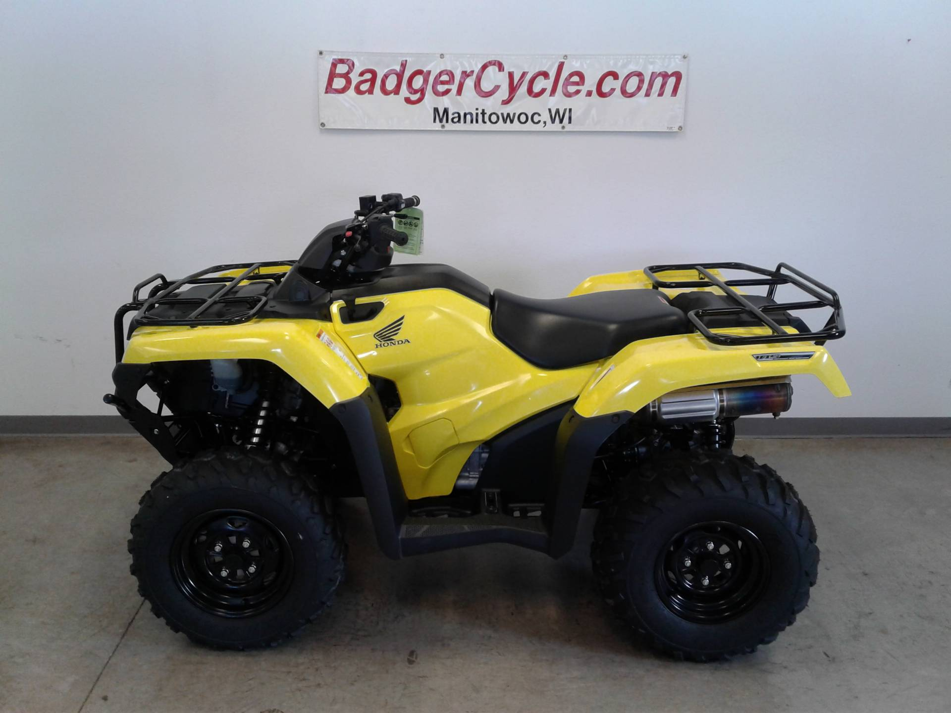 2018 Honda FourTrax Rancher 4x4 DCT IRS EPS in Manitowoc, Wisconsin - Photo 2