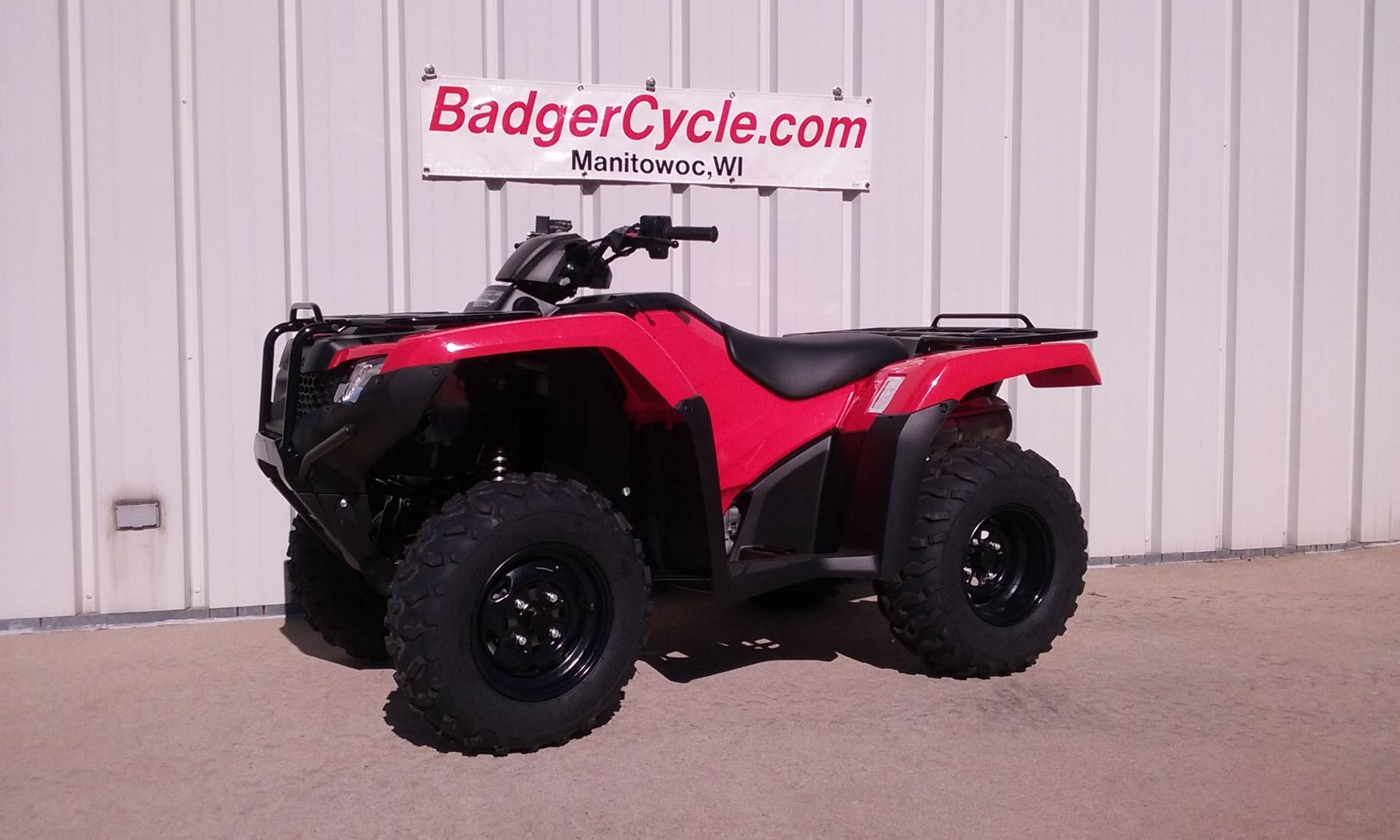 2019 Honda FourTrax Rancher 4x4 ES in Manitowoc, Wisconsin - Photo 1