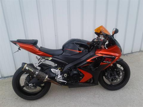 2007 Suzuki GSX-R1000™ in Manitowoc, Wisconsin - Photo 3