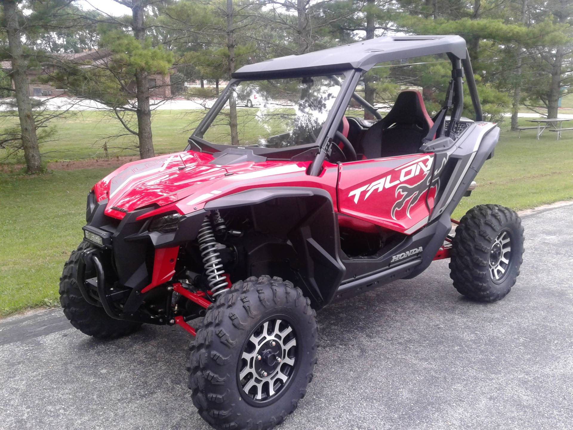 2019 Honda Talon 1000X in Manitowoc, Wisconsin - Photo 1
