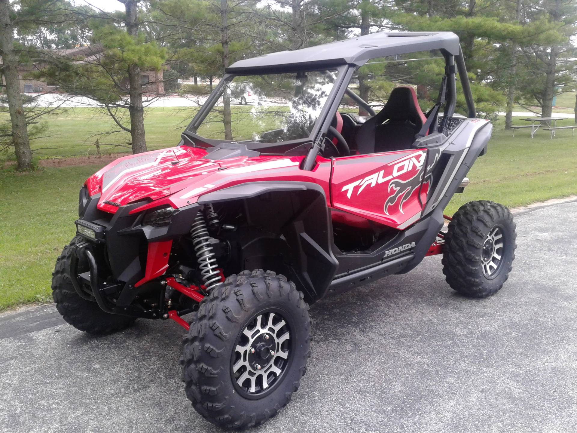 2019 Honda Talon 1000X in Manitowoc, Wisconsin - Photo 2
