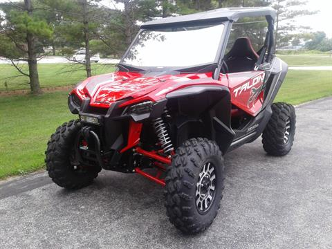 2019 Honda Talon 1000X in Manitowoc, Wisconsin - Photo 3