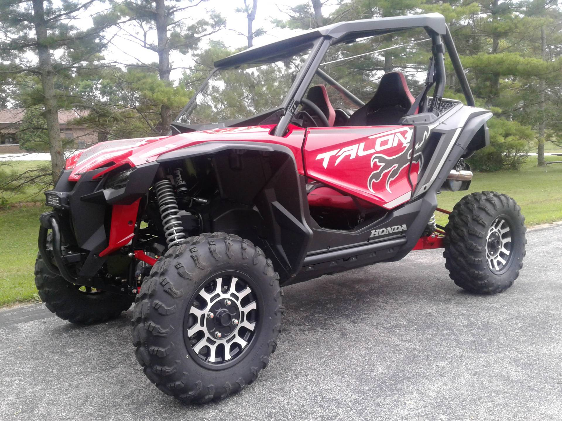 2019 Honda Talon 1000X in Manitowoc, Wisconsin - Photo 10