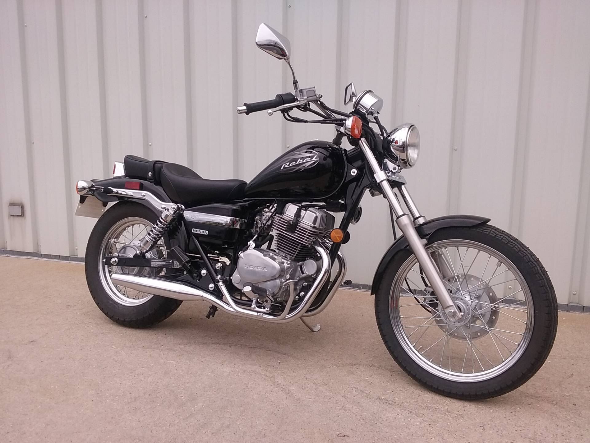 2015 Honda Rebel in Manitowoc, Wisconsin