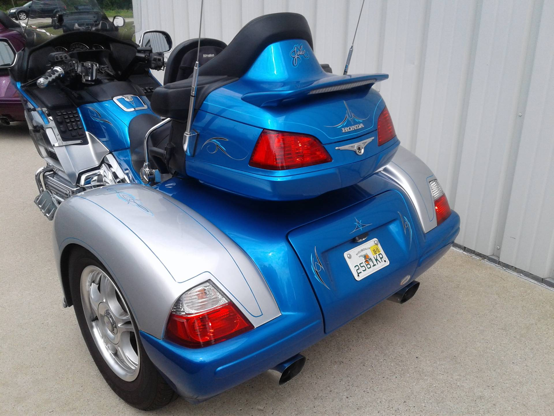 2012 Champion Trikes GL1800 IRS in Manitowoc, Wisconsin