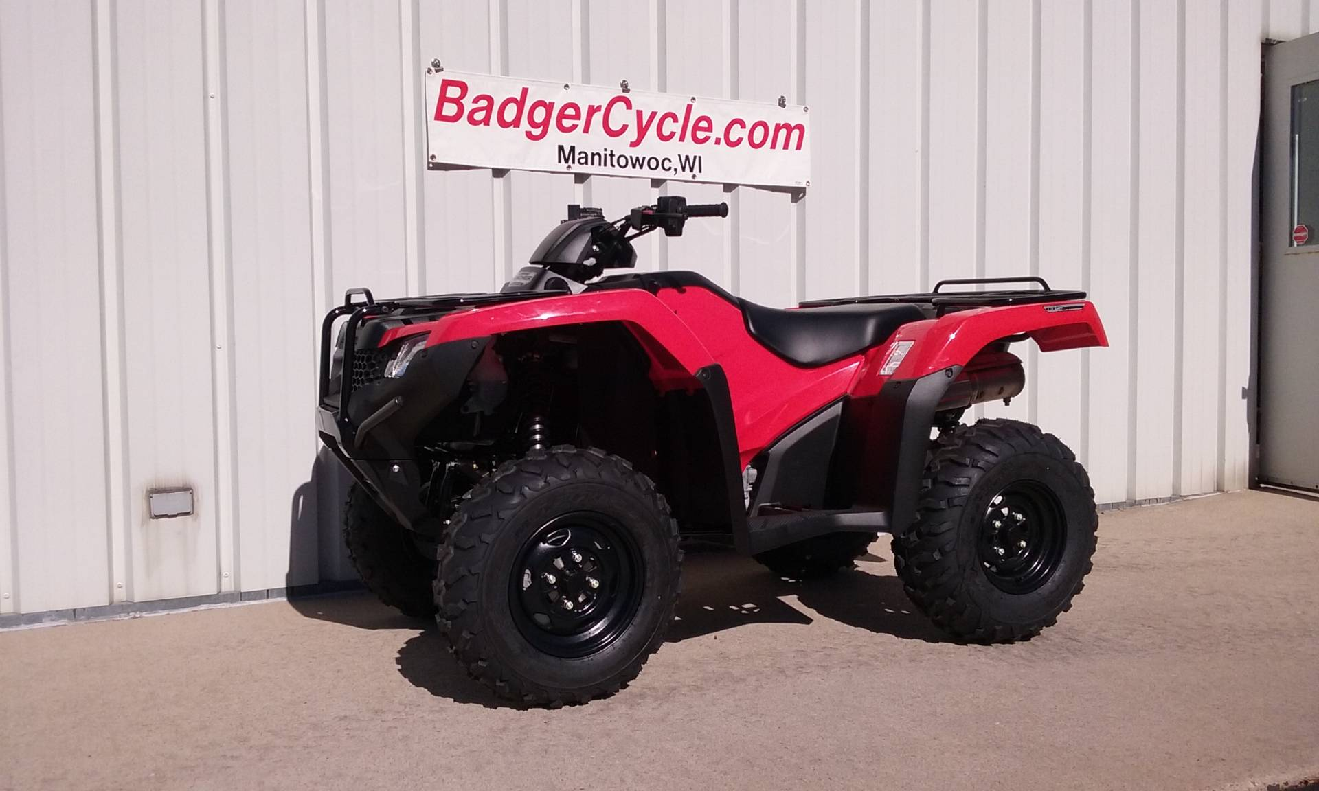 2018 Honda FourTrax Rancher 4x4 DCT IRS in Manitowoc, Wisconsin