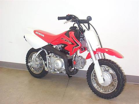 2019 Honda CRF50F in Manitowoc, Wisconsin - Photo 1