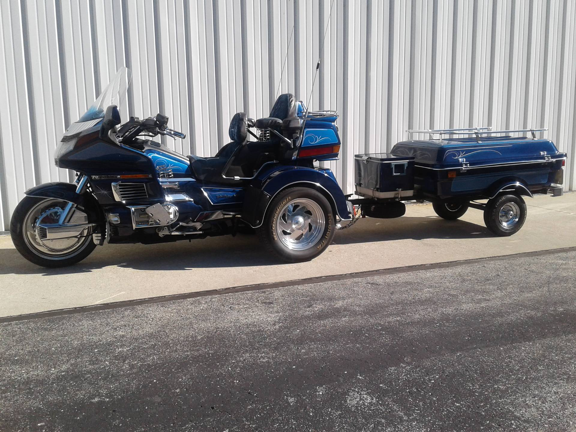1993 Motor Trike GL1500 in Manitowoc, Wisconsin - Photo 1