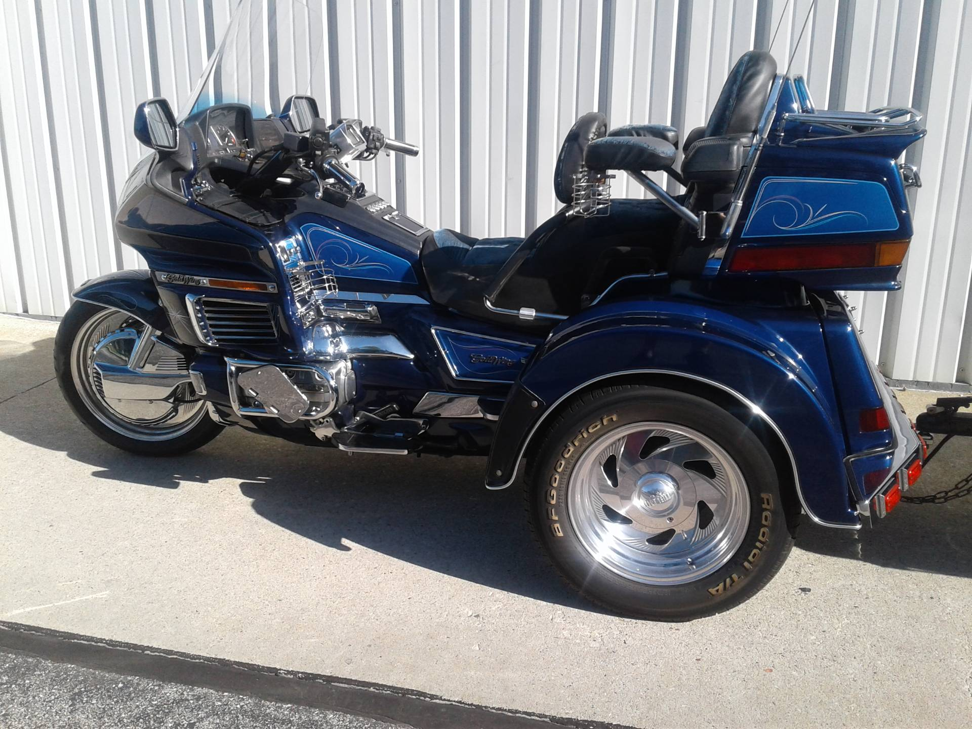 1993 Motor Trike GL1500 in Manitowoc, Wisconsin - Photo 3