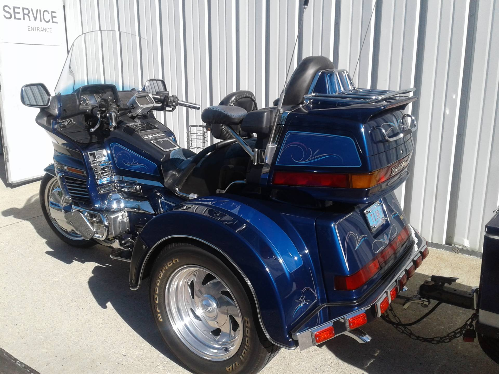 1993 Motor Trike GL1500 in Manitowoc, Wisconsin - Photo 6