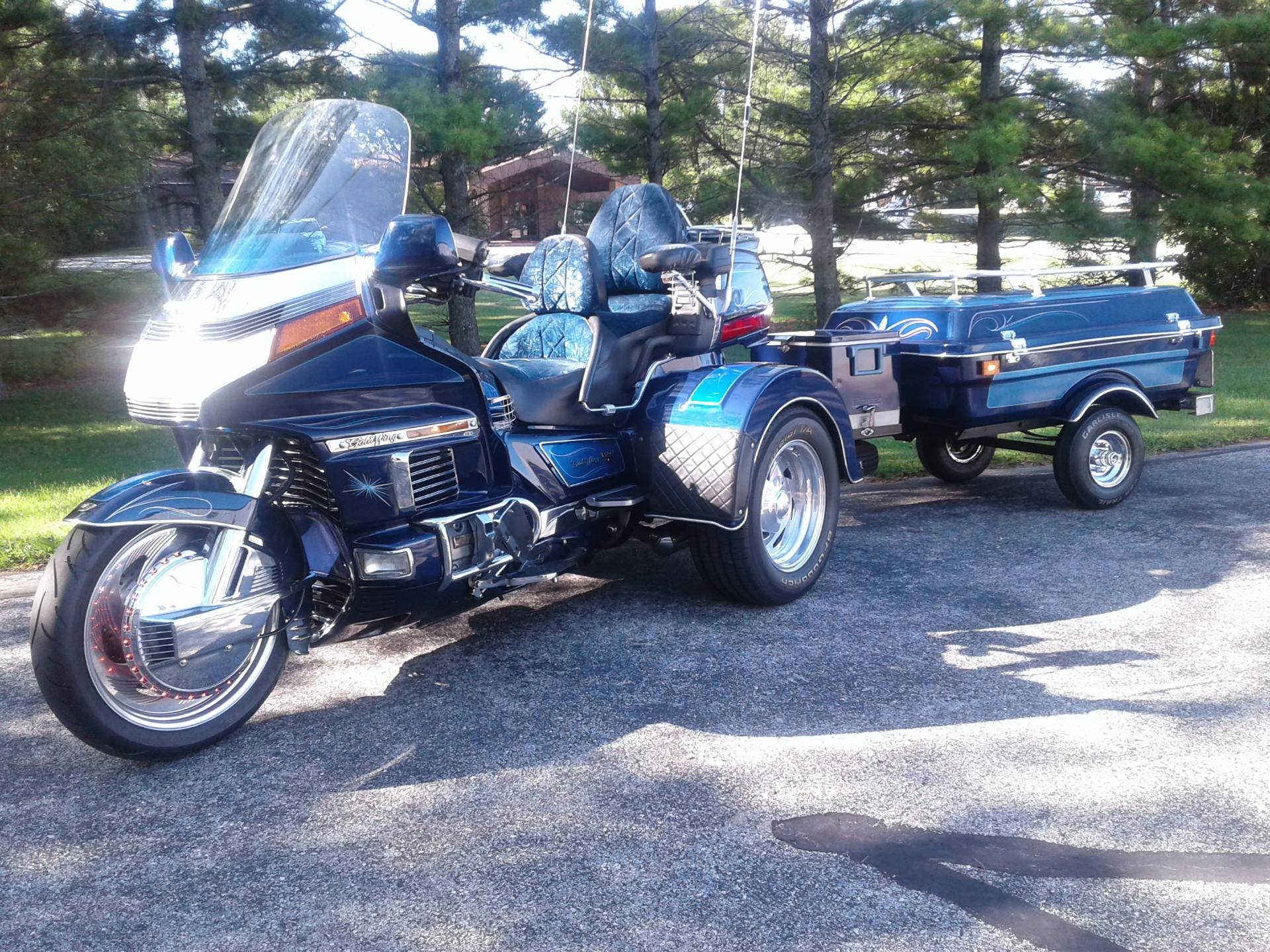 1993 Motor Trike GL1500 in Manitowoc, Wisconsin - Photo 9