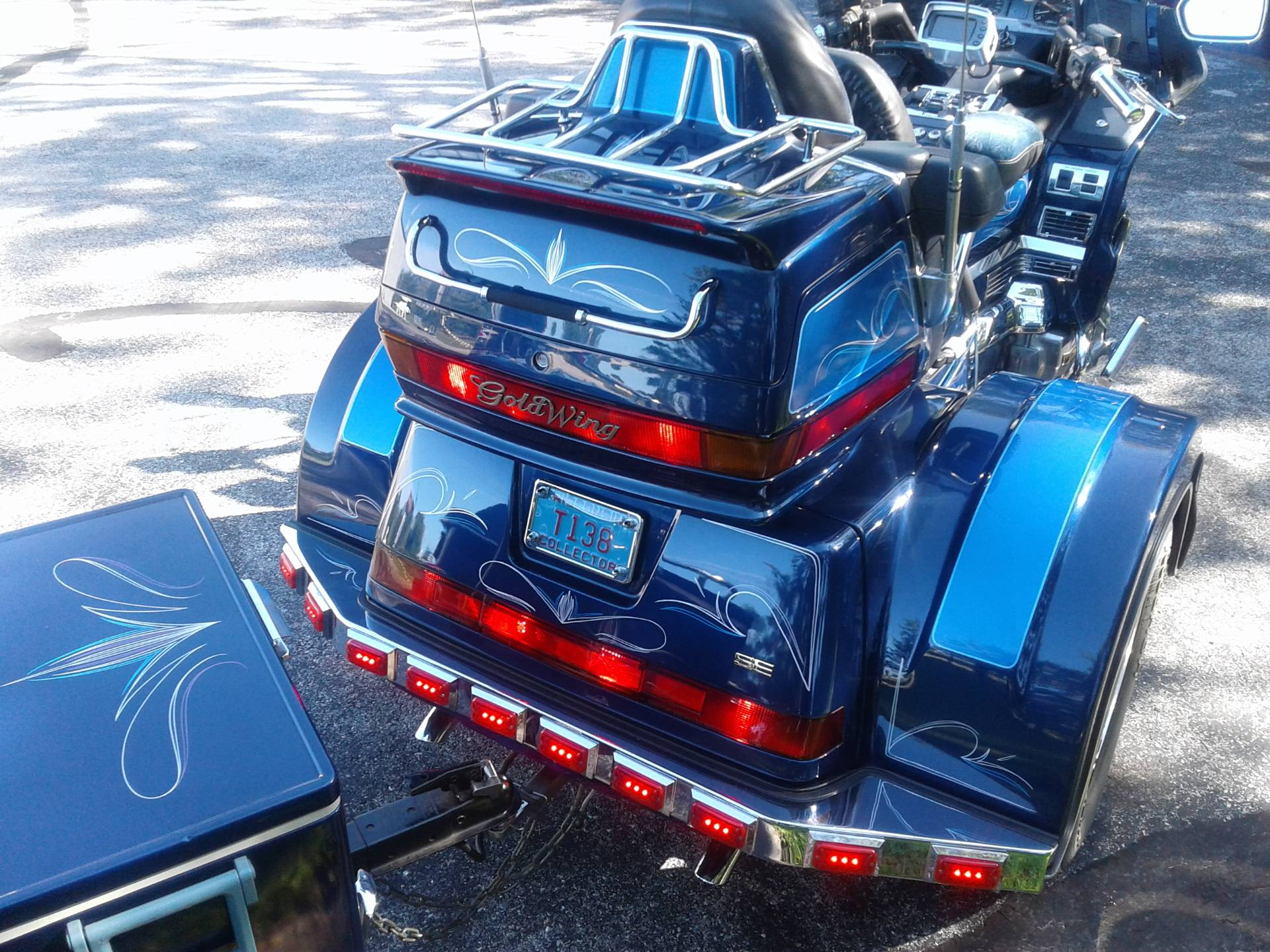 1993 Motor Trike GL1500 in Manitowoc, Wisconsin - Photo 15