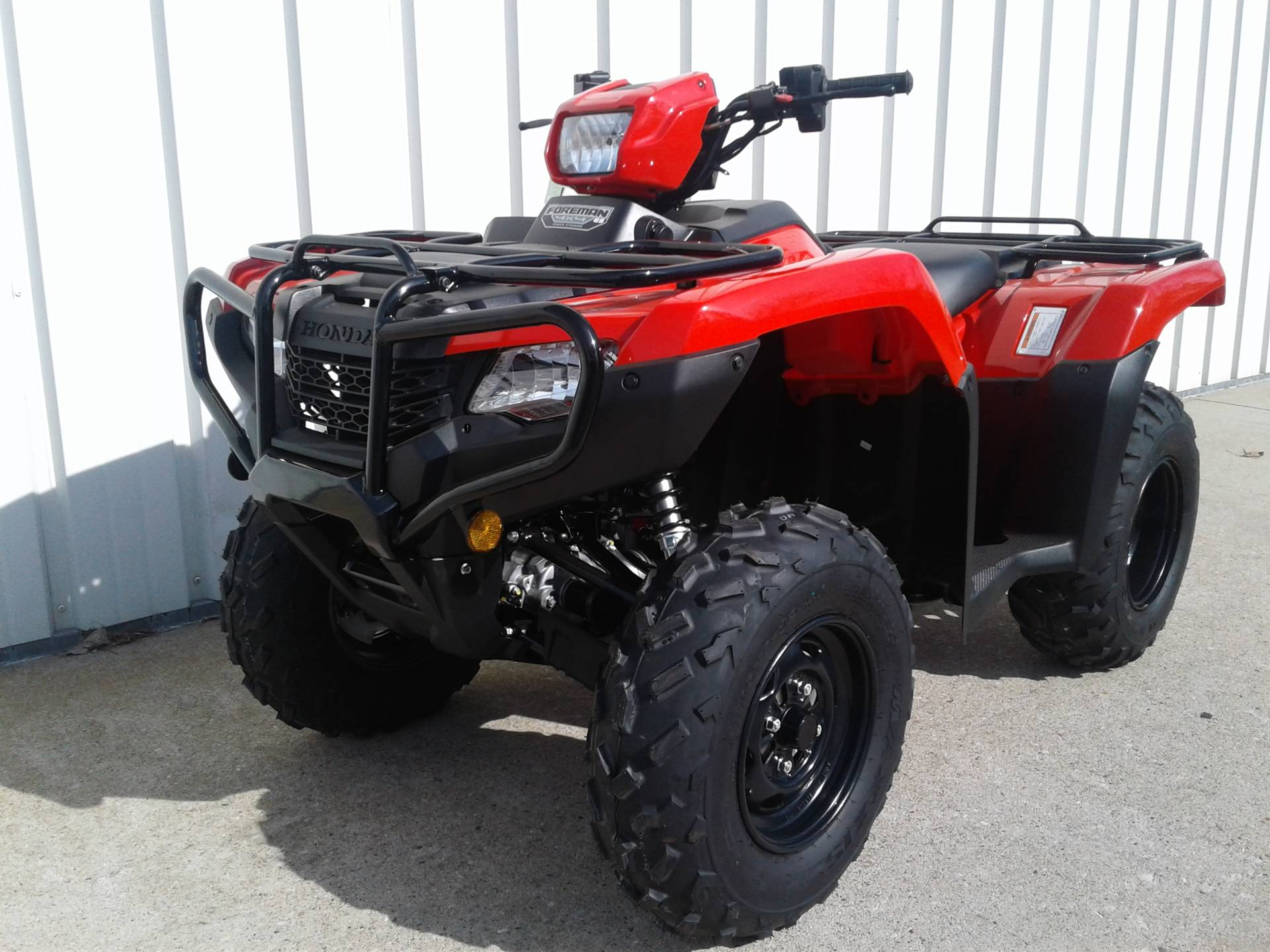 2019 Honda FourTrax Foreman Rubicon 4x4 Automatic DCT in Manitowoc, Wisconsin - Photo 1