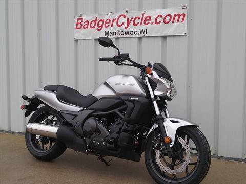 2015 Honda CTX®700N DCT ABS in Manitowoc, Wisconsin