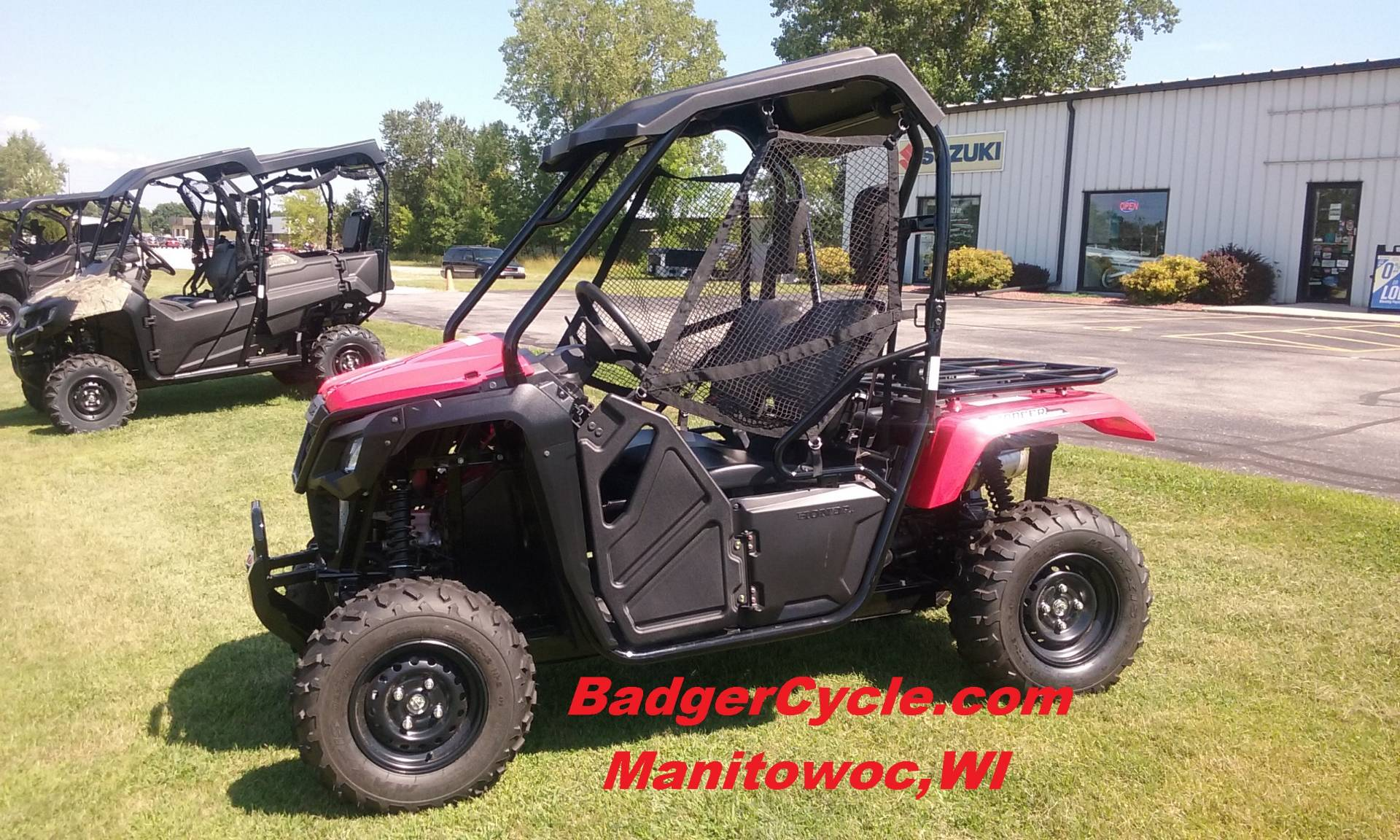 2018 Honda Pioneer 500 in Manitowoc, Wisconsin - Photo 1