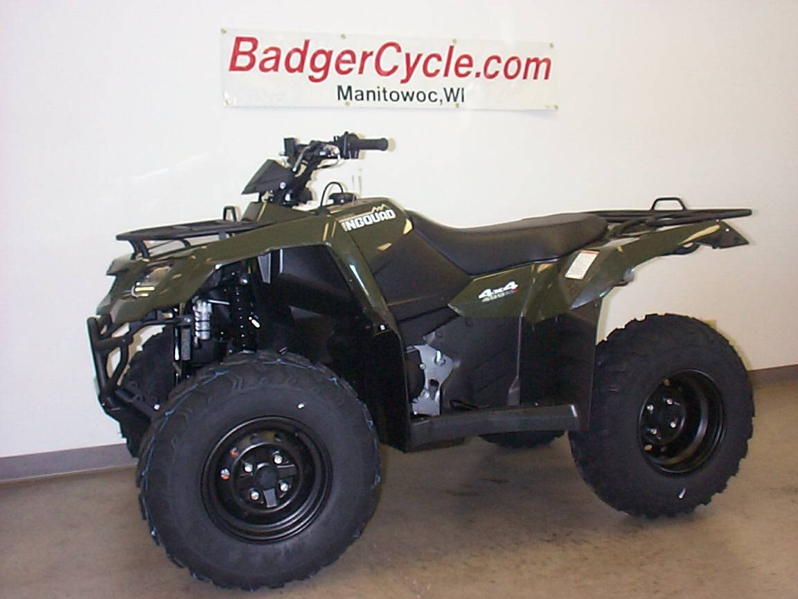 2019 Suzuki KingQuad 400ASi in Manitowoc, Wisconsin - Photo 1