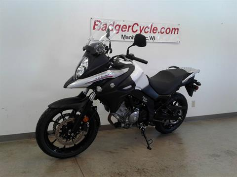 2017 Suzuki V-Strom 650 in Manitowoc, Wisconsin - Photo 1