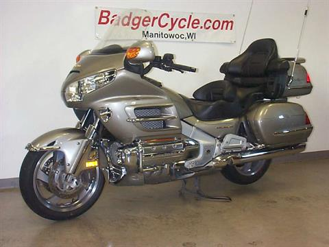 2002 Honda Gold Wing in Manitowoc, Wisconsin