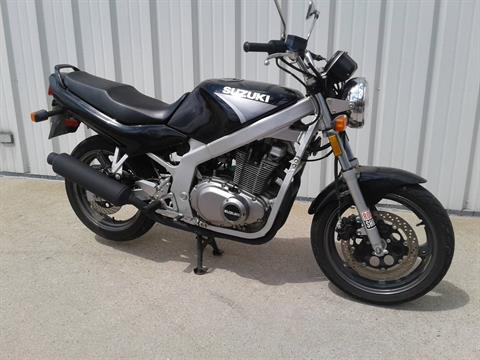 2000 Suzuki GS500E in Manitowoc, Wisconsin - Photo 1