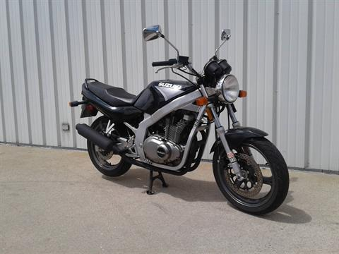 2000 Suzuki GS500E in Manitowoc, Wisconsin - Photo 2