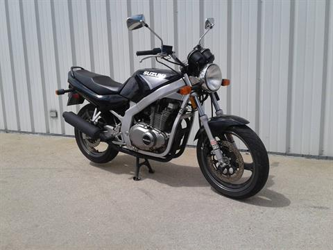 2000 Suzuki GS500E in Manitowoc, Wisconsin - Photo 3