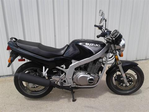 2000 Suzuki GS500E in Manitowoc, Wisconsin - Photo 4