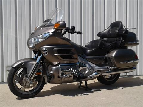 2006 Honda Gold Wing® Audio / Comfort in Manitowoc, Wisconsin