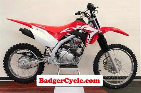 2020 Honda CRF125F (Big Wheel) in Manitowoc, Wisconsin