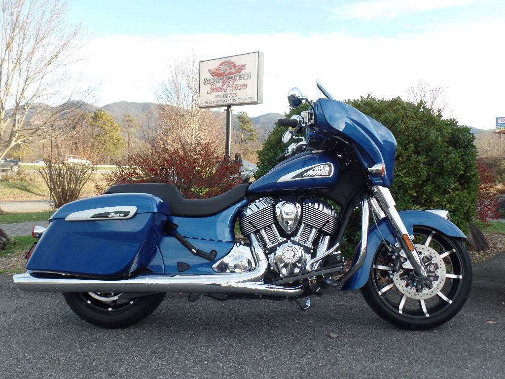 2019 Indian Chieftain® Limited Icon Series in Waynesville, North Carolina - Photo 1