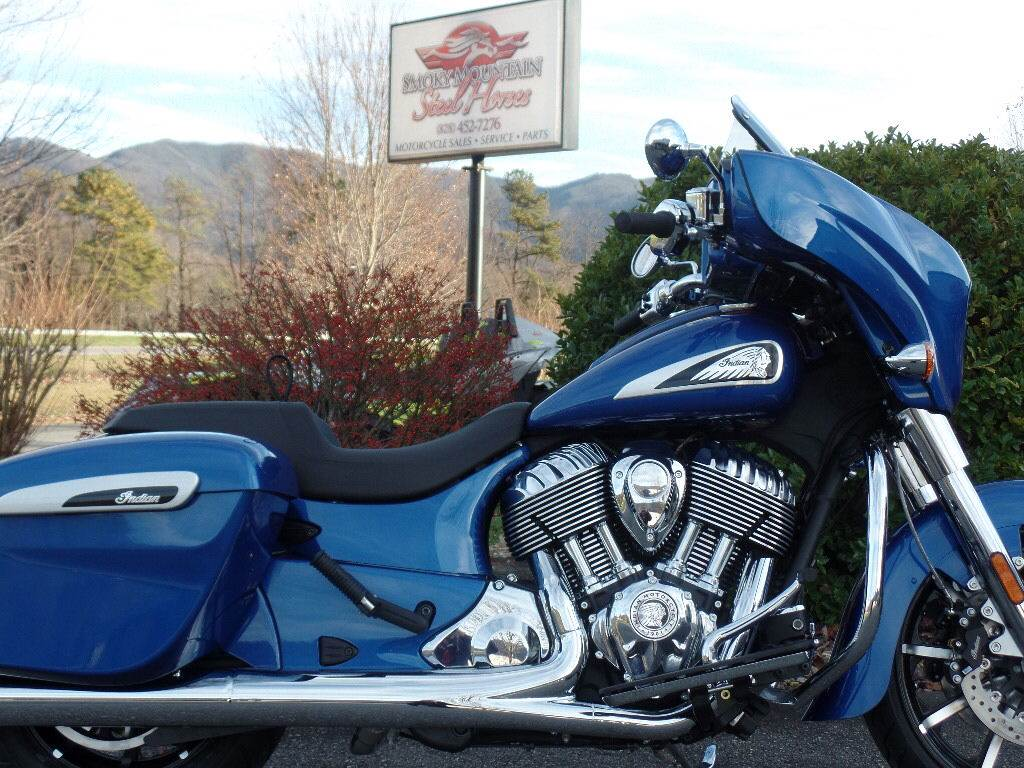 2019 Indian Chieftain® Limited Icon Series in Waynesville, North Carolina - Photo 2