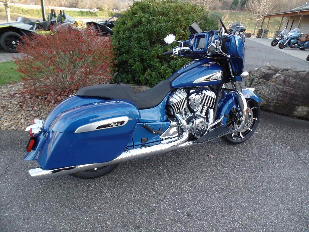 2019 Indian Chieftain® Limited Icon Series in Waynesville, North Carolina - Photo 5