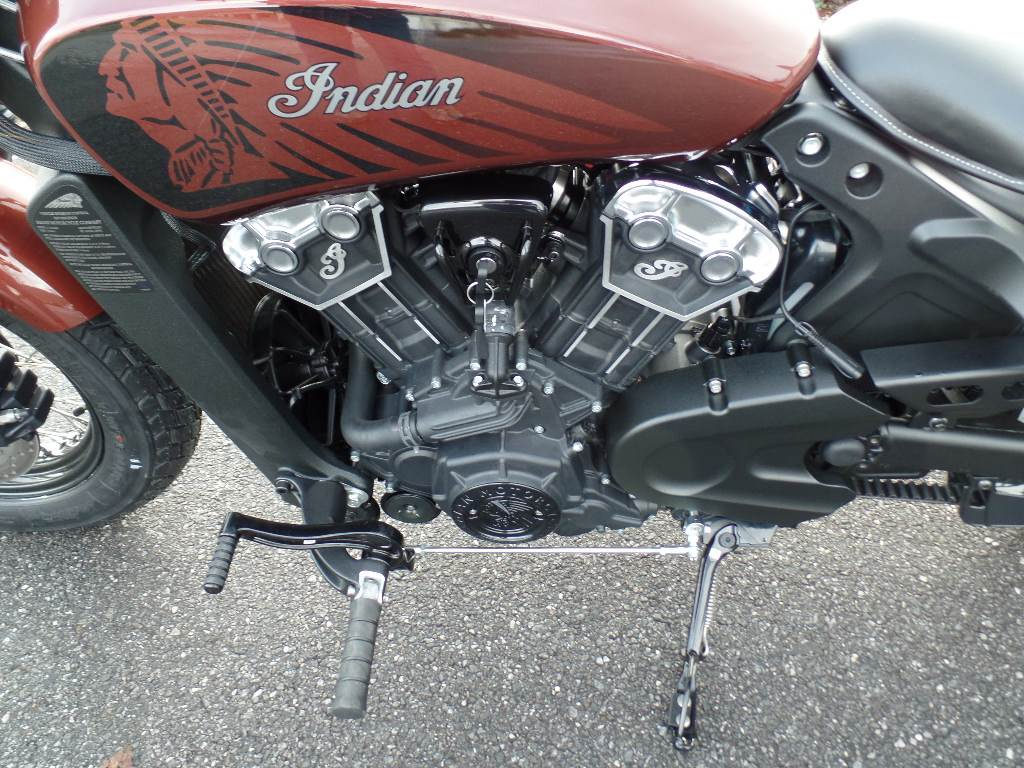 2020 Indian Scout® Bobber Twenty ABS in Waynesville, North Carolina - Photo 4