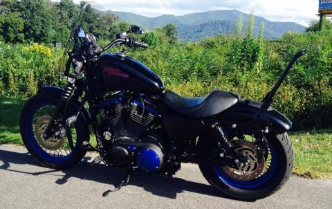 2008 Harley-Davidson XL1200N in Waynesville, North Carolina - Photo 8