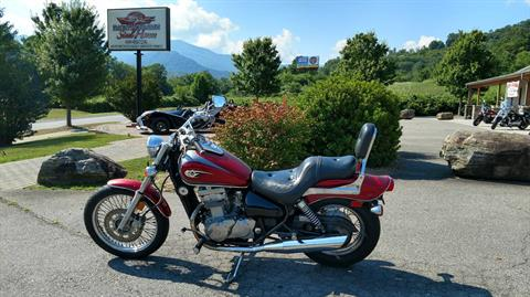 2001 Kawasaki Vulcan 500 LTD in Waynesville, North Carolina