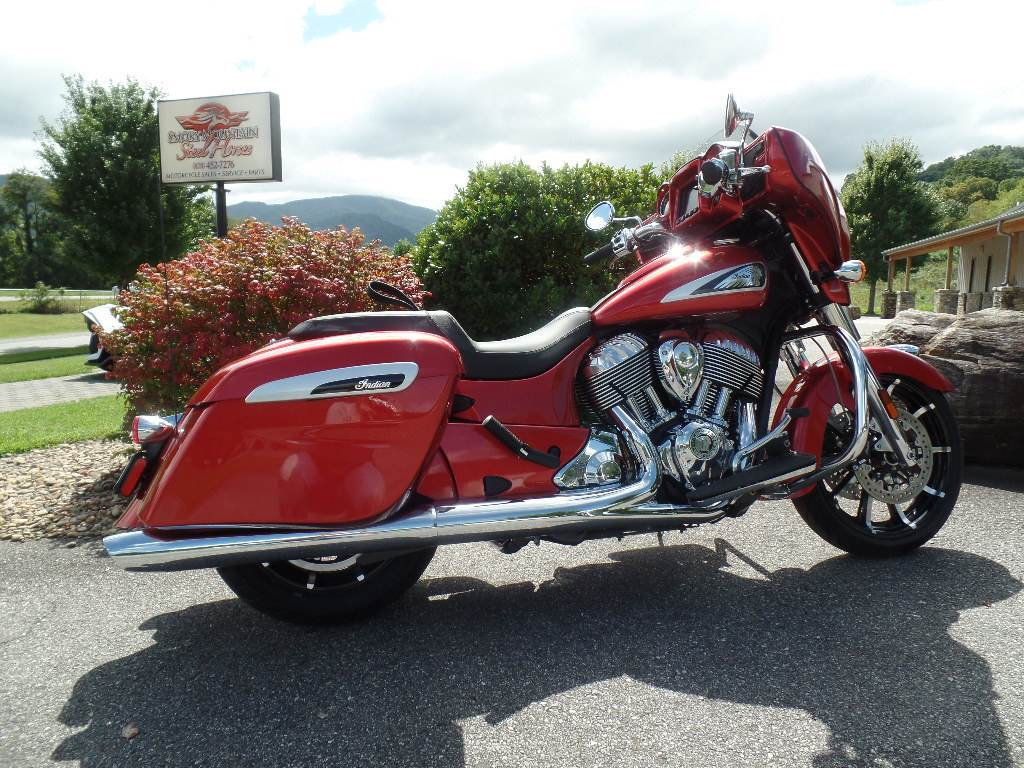 2019 Indian Chieftain® Limited ABS in Waynesville, North Carolina