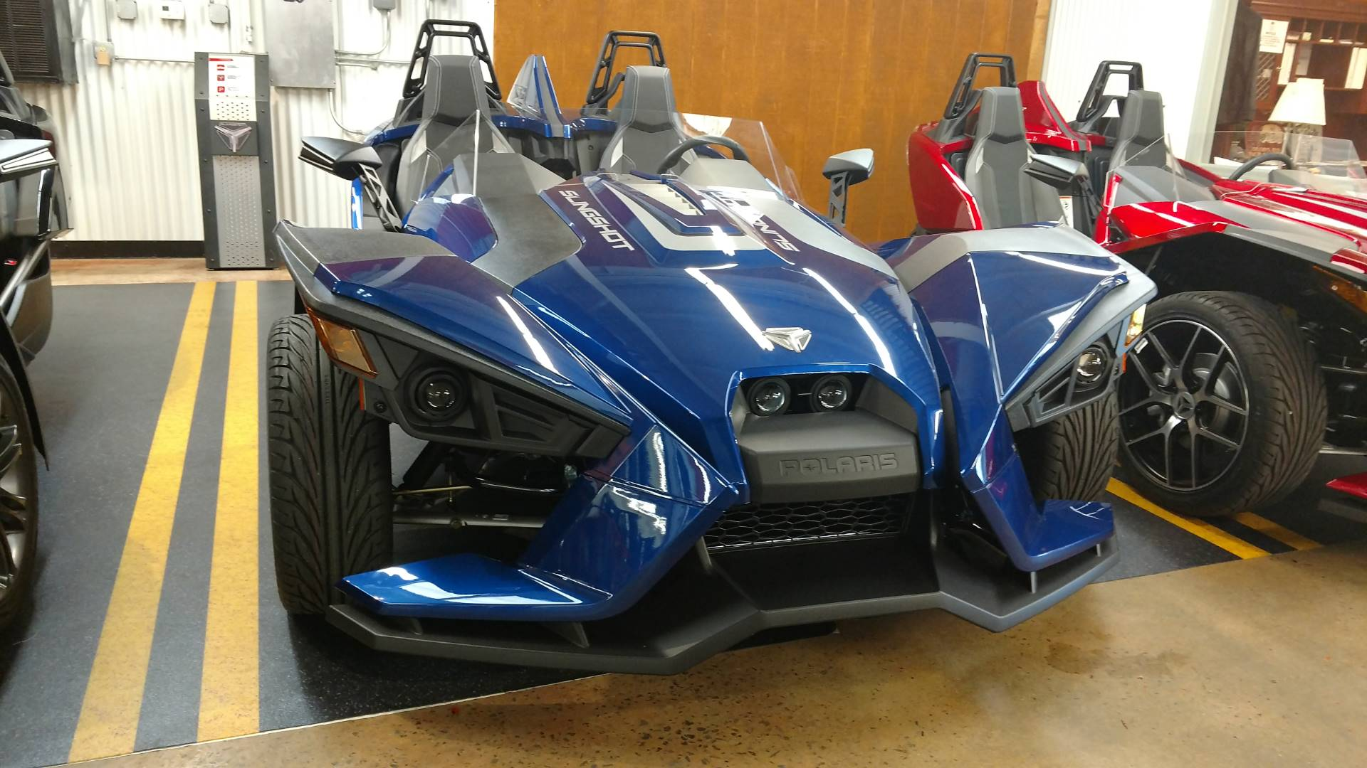 2017 Slingshot Slingshot SL in Waynesville, North Carolina