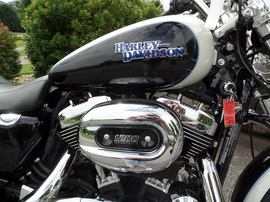 2014 Harley-Davidson SuperLow® 1200T in Waynesville, North Carolina - Photo 2