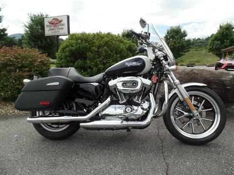 2014 Harley-Davidson SuperLow® 1200T in Waynesville, North Carolina