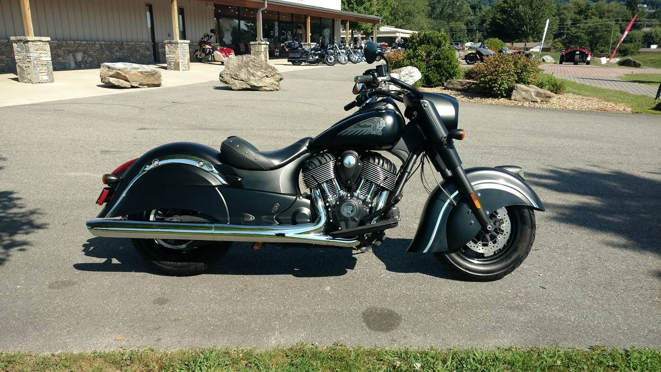 2018 Indian Chief Dark Horse® ABS in Waynesville, North Carolina