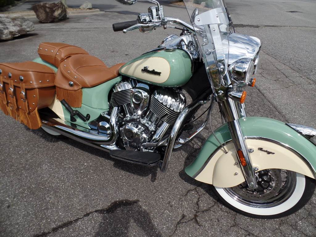 2019 Indian Chief® Vintage ABS in Waynesville, North Carolina - Photo 4