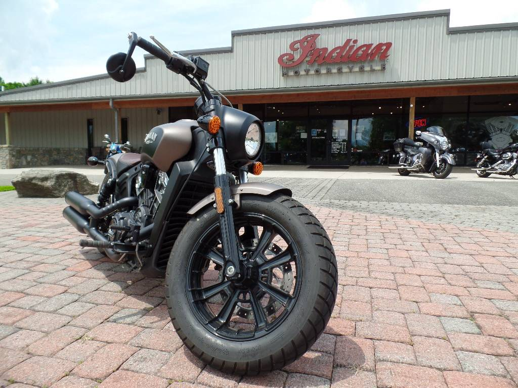 2018 Indian Scout® Bobber in Waynesville, North Carolina - Photo 1