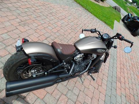 2018 Indian Scout® Bobber in Waynesville, North Carolina - Photo 12