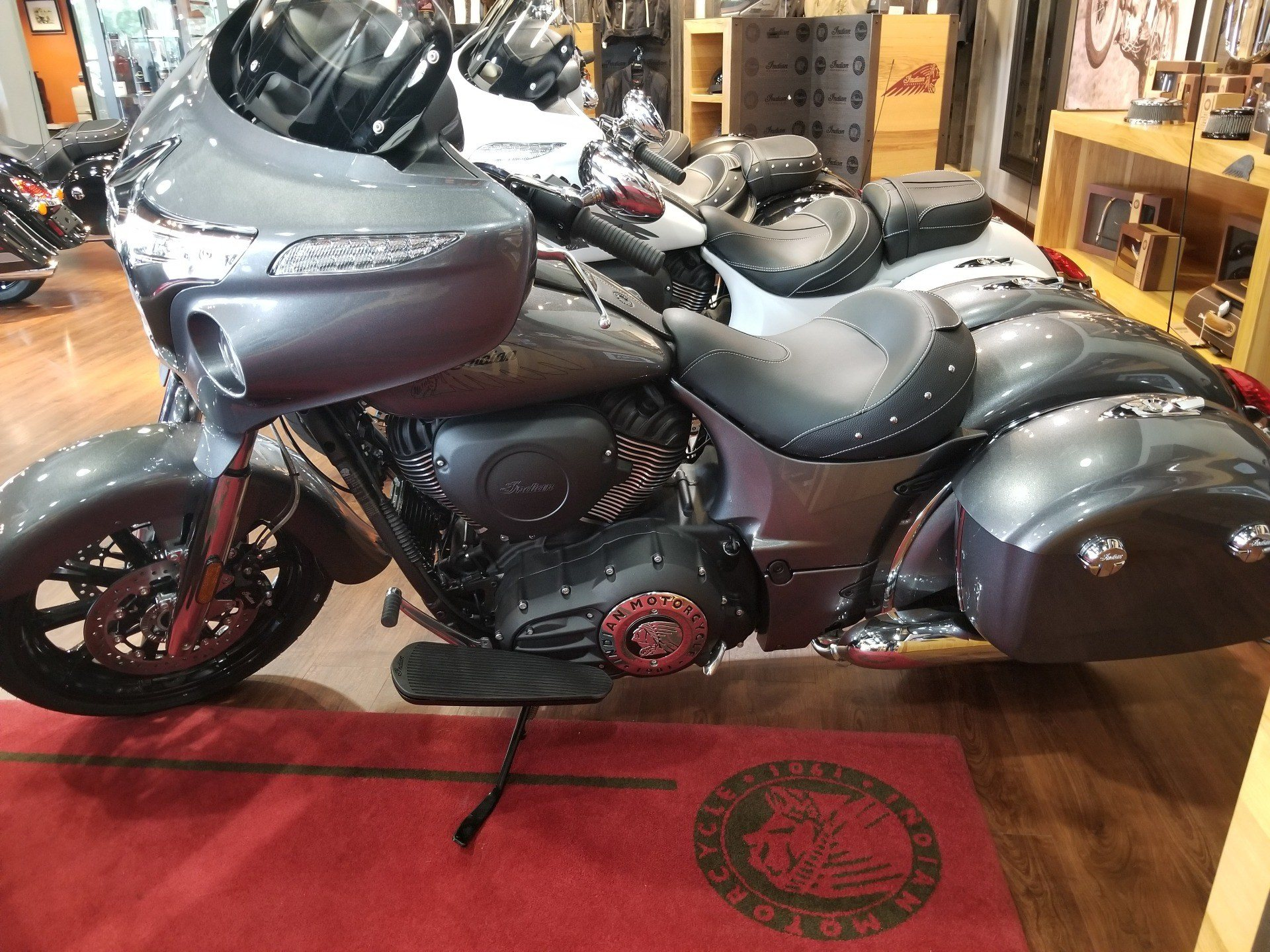 2018 Indian Chieftain® ABS in Waynesville, North Carolina