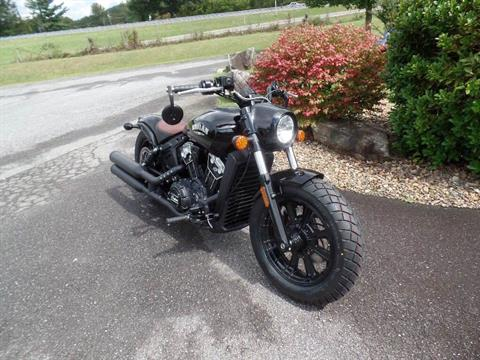 2019 Indian Scout® Bobber ABS in Waynesville, North Carolina