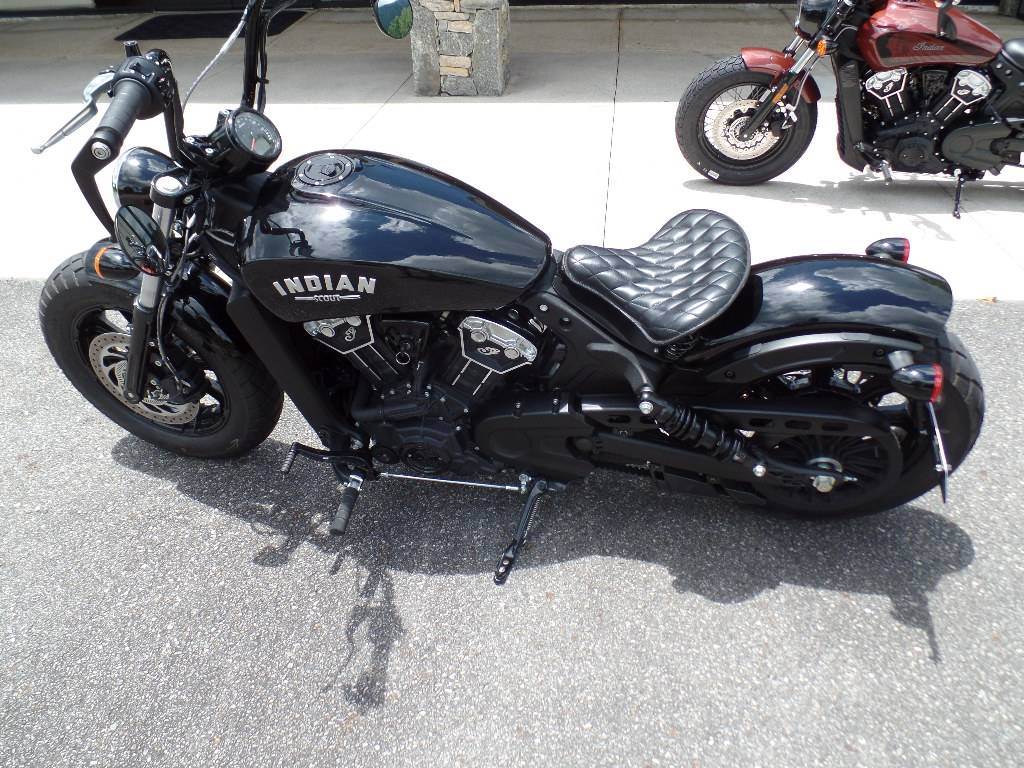 2019 Indian Scout® Bobber ABS in Waynesville, North Carolina - Photo 3