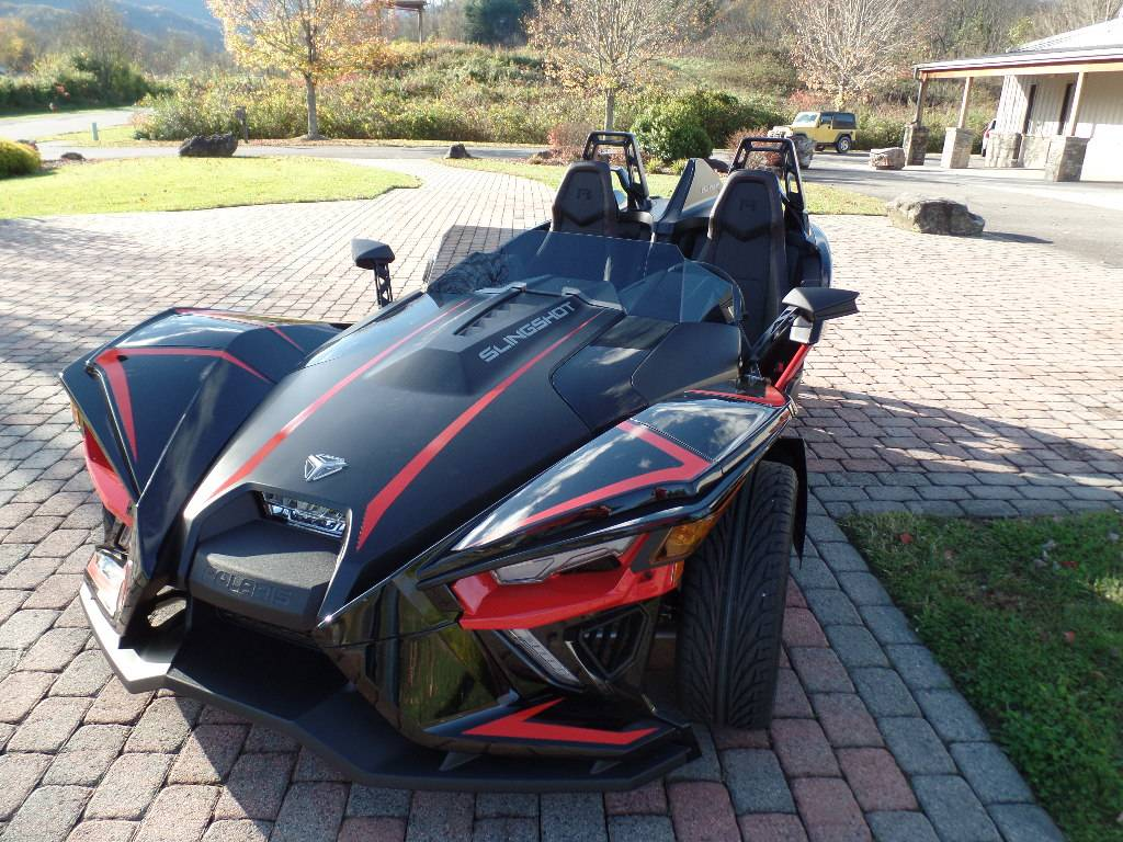 2020 Slingshot Slingshot R AutoDrive in Waynesville, North Carolina - Photo 1