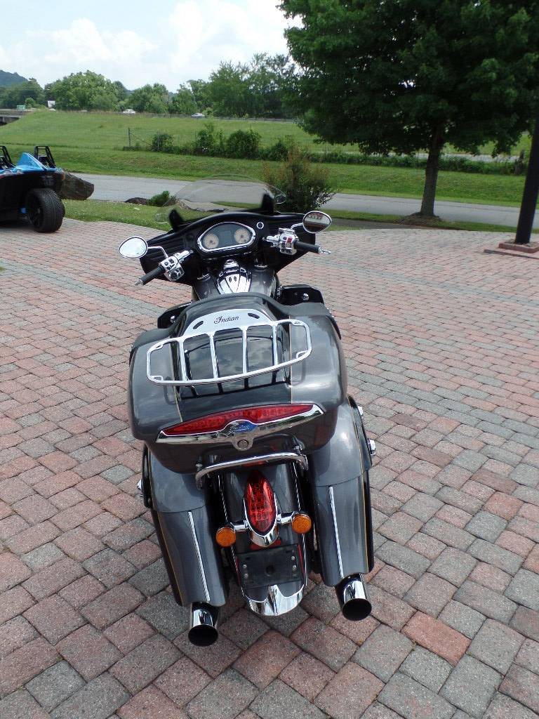 2016 Indian Roadmaster® in Waynesville, North Carolina - Photo 7